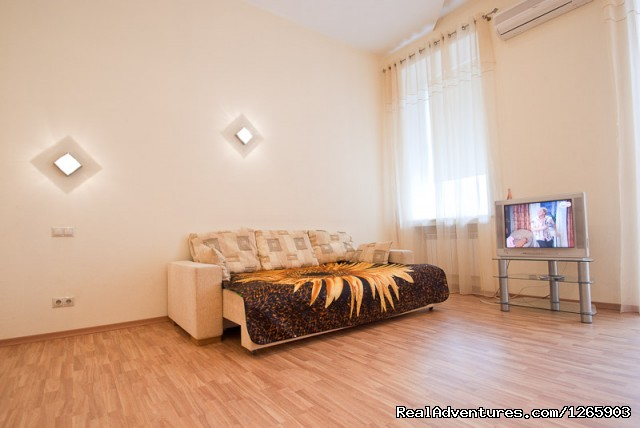 - Apartment for rent in the center of Minsk