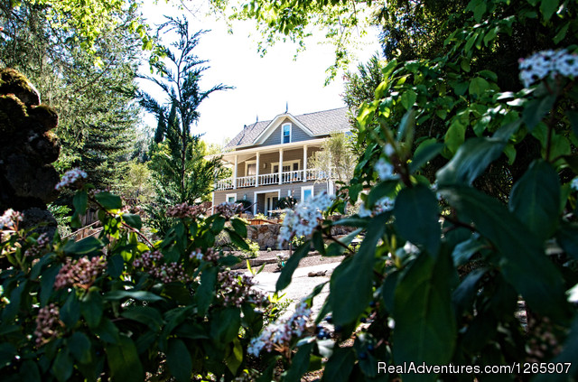 Luxury modern B&B: Chanric INN Calistoga The Chanric INN