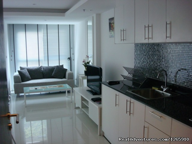 Executive Studios For Rental In Pattaya - New Studios For Rent In Pattaya Downtown