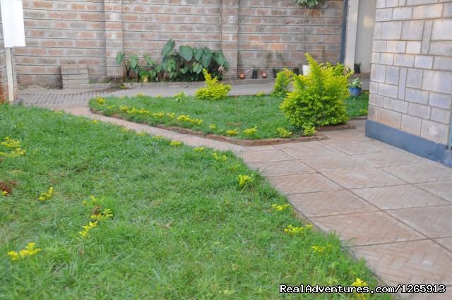 Lawn outside (#11 of 13) - Southhood Villa