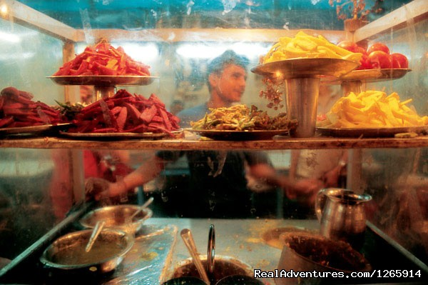 Street Food of India - Photography Tour: