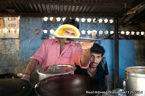 - Street Food of India - Photography Tour
