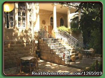 Beautiful Old Jerusalem Vacation Home