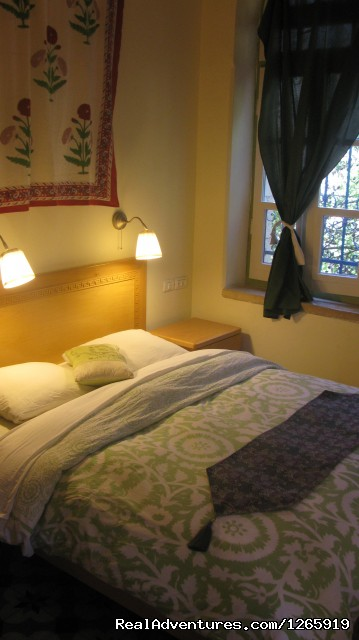 Double Room - Beautiful Old Jerusalem Vacation Home