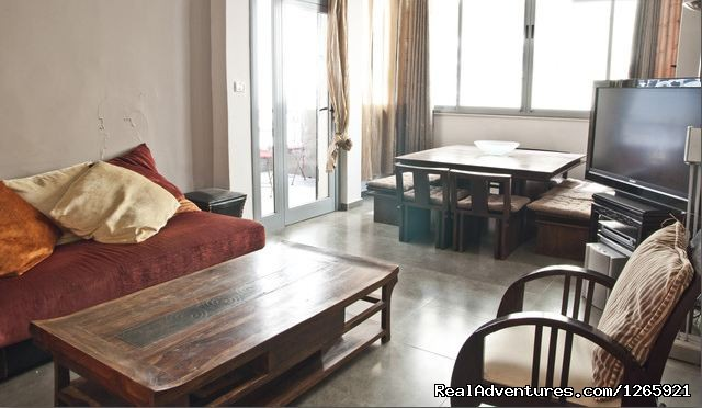 Luxury 2 BR Apartment By The Beach Tel Aviv, Israel Vacation Rentals