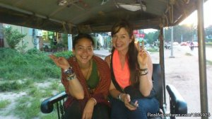 Angkor Tuk Tuk Travel Siem Reap, Cambodia Sight-Seeing Tours