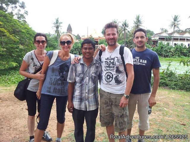 Siem Reap (#6 of 18) - Angkor Tuk Tuk Travel