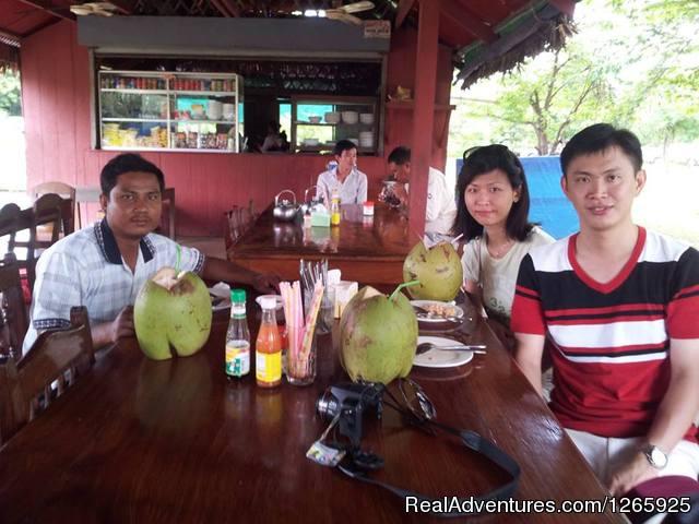 Siem Reap - Angkor Tuk Tuk Travel