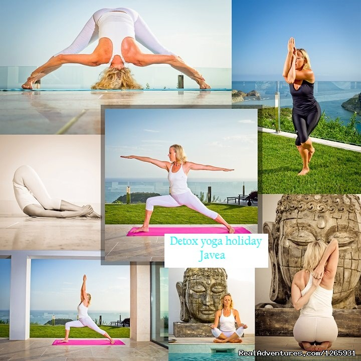 Yoga With Fran | Image #7/9 | Detox and Yoga holiday Spain