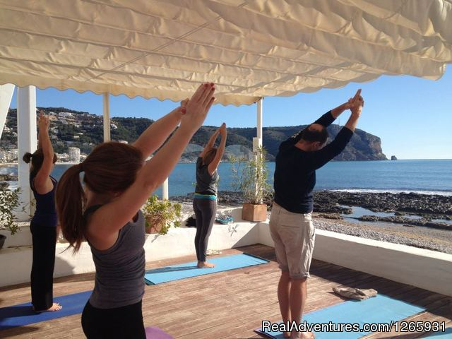 Detox and Yoga holiday Spain