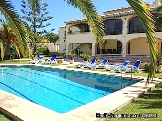 Front Villa - Detox and Yoga holiday Spain