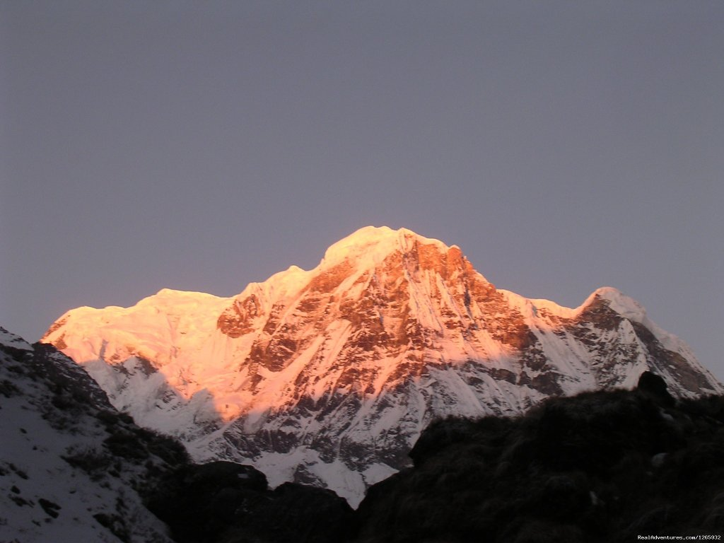 Annapurna region is a most popular trekking destination