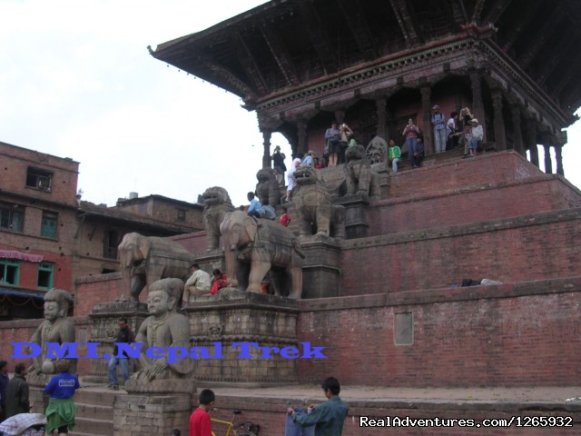 Nepal Sight Seeing - Destination Management Inc (DMI)Nepal