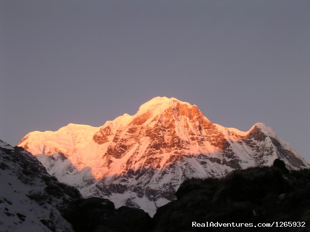 Annapurna region is a most popular trekking destination - Destination Management Inc (DMI)Nepal