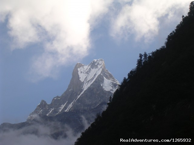 Annapurna Base Camp Trek - Destination Management Inc (DMI)Nepal
