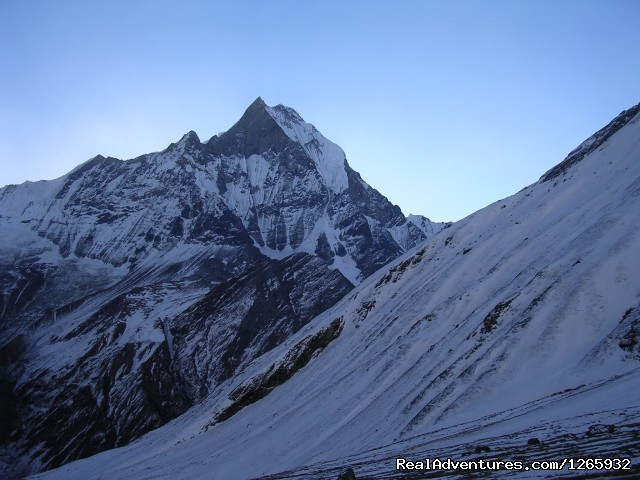 Annapurna  sanctuary trek f - Destination Management Inc (DMI)Nepal