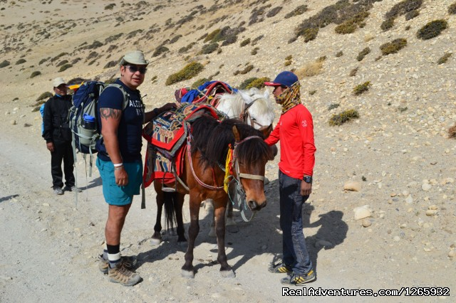 Upper Mustang trek - Destination Management Inc (DMI)Nepal
