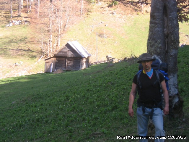 - Trekking For A Week On The Land Of Dracula