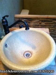 Bowl sink in the Laila bathroom (#19 of 26) - Katamah Treasure Beach Jamaica