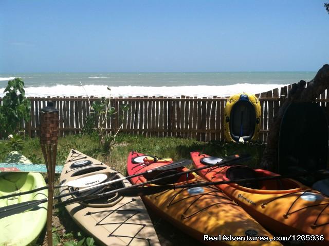 Watersports equipment (#16 of 26) - Katamah Treasure Beach Jamaica