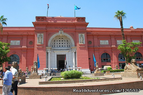 The Egyptian Museum - Welcome to Egypt