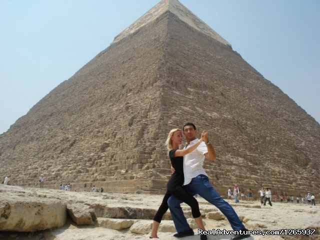 The Great Pyramids - Welcome to Egypt
