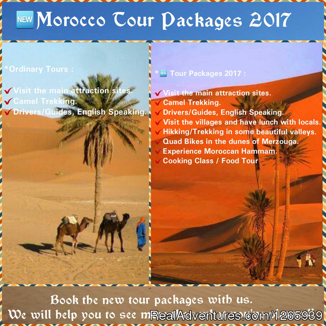 Morocco Tours 2017 - Morocco Tours | Desert Tours from Marrakech