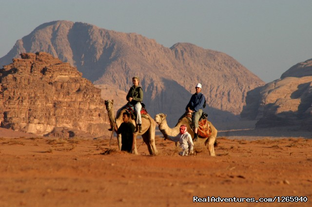 Watch Wadi rum from the Skies (#3 of 3) - Hot air Balloon