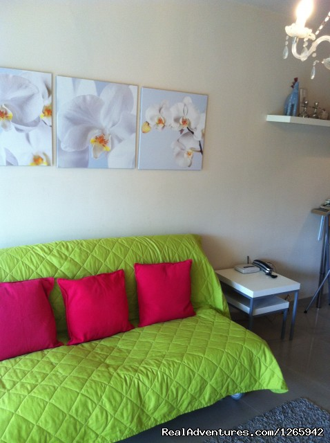 - Luxury Garden Apartment In Caesarea