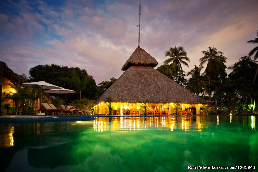 Clandestino Beach Resort beachfront boutique hotel Parrita, Costa Rica Hotels & Resorts