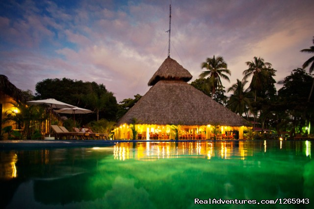 Clandestino Beach Resort beachfront boutique hotel