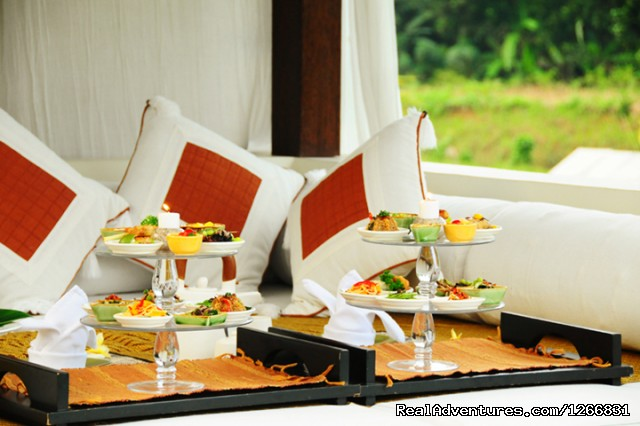 Afternoon Tea Menu (#1 of 8) - A Private Villas for your Comfortable stay