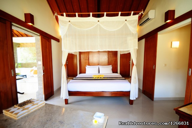 Bed room - A Private Villas for your Comfortable stay