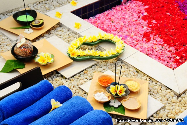 Spa at villa - A Private Villas for your Comfortable stay
