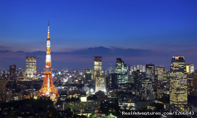 Tokyo Japan - Planet Tokyo: Discover Japan's Capital