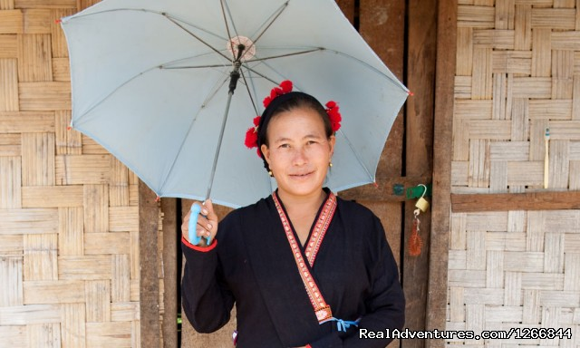 Laos lady - Discover Luang Prabang - The Gem Of The Mekong