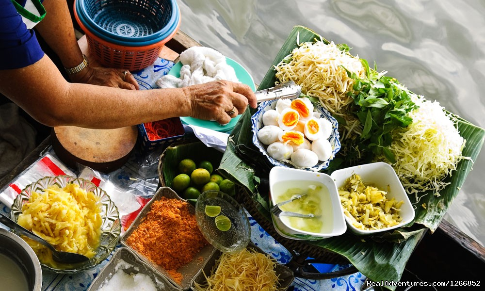 Thai food | Image #3/6 | Sweet, Sour, Salt And Spicy: Thailand's Culture