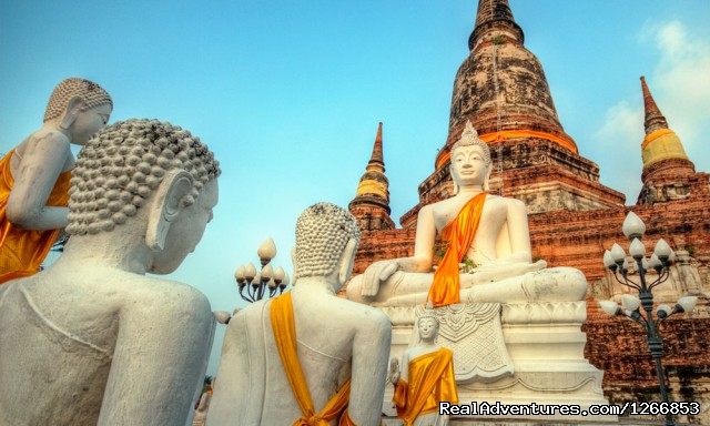 Wat Yai Chai Mongkol, Ayutthaya Historical Park (#5 of 6) - Isaan - Undiscovered Northeastern Thailand