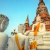 Wat Yai Chai Mongkol, Ayutthaya Historical Park