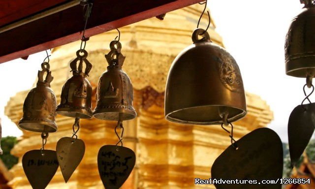 Thai bells - Family Adventure In Chiang Mai