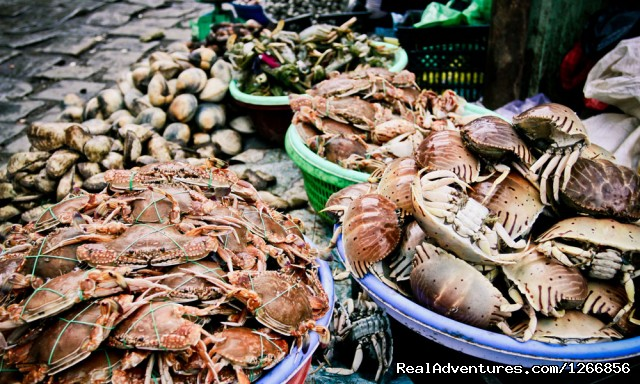 Seafood Vietnam - Cruise The Magnificent Mekong: Saigon - Phnom Penh