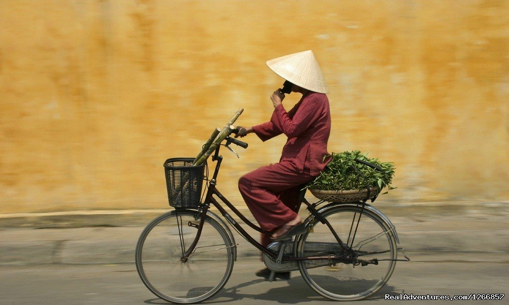 Cyclist In Vietnam | Image #3/6 | The Best Of Vietnam