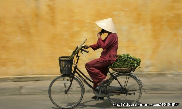 Cyclist In Vietnam - The Best Of Vietnam