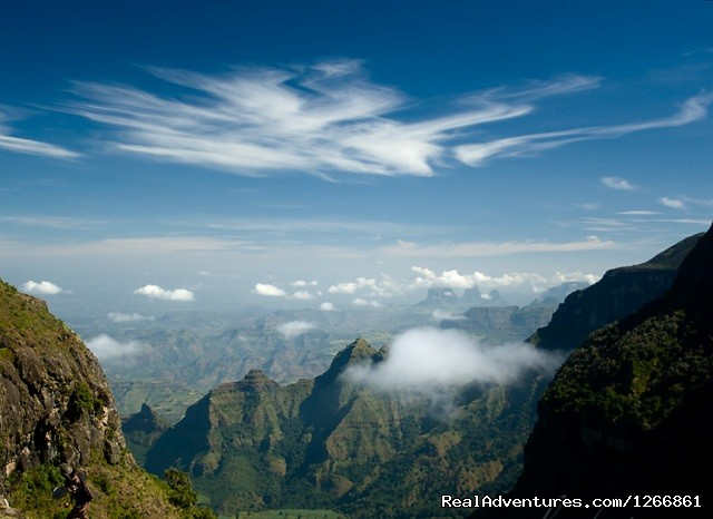 Trekking The Roof Of Africa: The Simien Mountains