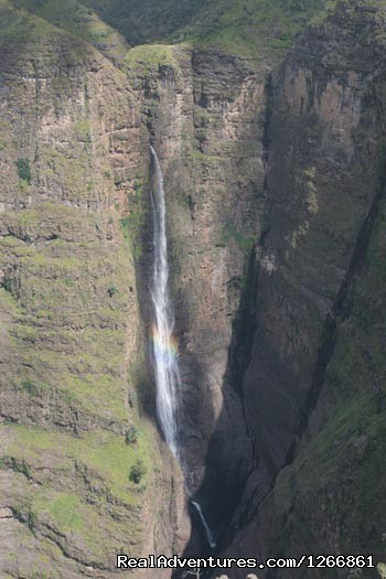 - Trekking The Roof Of Africa: The Simien Mountains