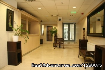 Nicely decorated apartment in beautiful new develo