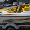 All starwatersports jetski & boat rental Yellow boat
