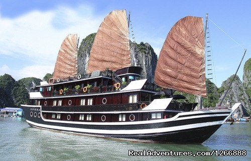 Halong Tours Booking Sight-Seeing Tours Central, Viet Nam