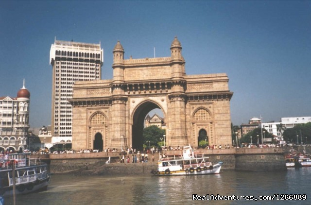 Mumbai City Sightseeing Private Tour 8 hrs: Gateway India