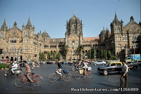 Victoria Terminus - Mumbai City Sightseeing Private Tour 8 hrs